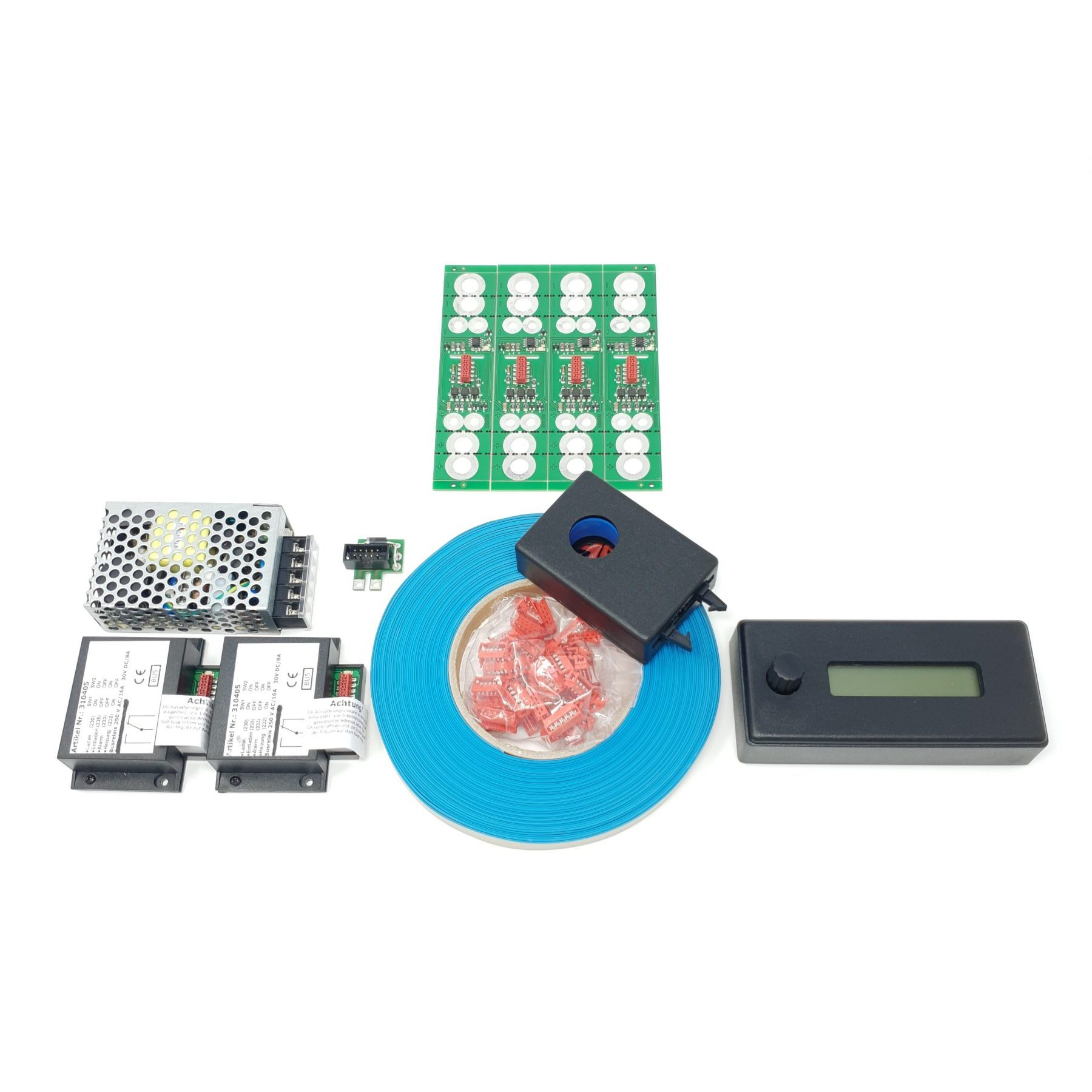 Top BMS-SET - 12 VOLT   e-drive solution JL19