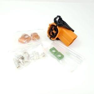 Elektroauto-selber-bauen-mit-TE Connectivity - Bausatz-HVP800-2Pol-90°-50mm²