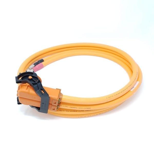 Elektroauto-selber-bauen-mit-TE Connectivity - Pigtail-HVP800-2Pol-90°-50mm²
