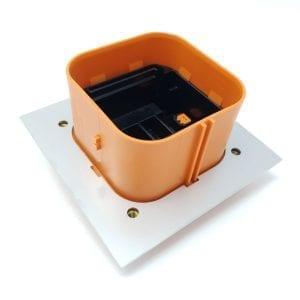 Elektroauto-selber-bauen-mit-TE Connectivity - MSD (Manual Service Disconnect)-Befestigungsplatte