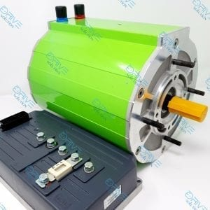 Elektroauto-Bausatz-Motor-51kW