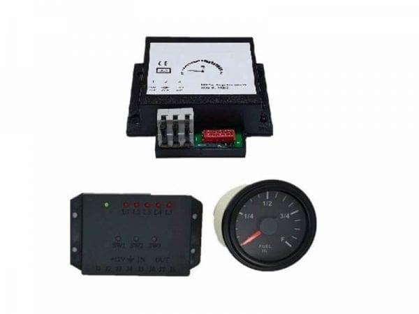 Elektroauto-selber-bauen-mit-BMS Fuel Gauge Connector V2
